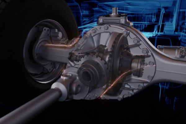 DAF - Driveline Performance