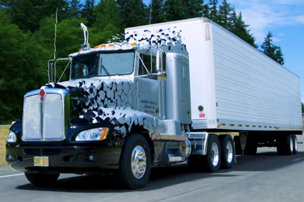 Kenworth 3D Transities