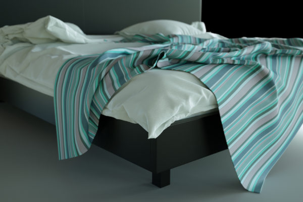 3d Bed Fabric