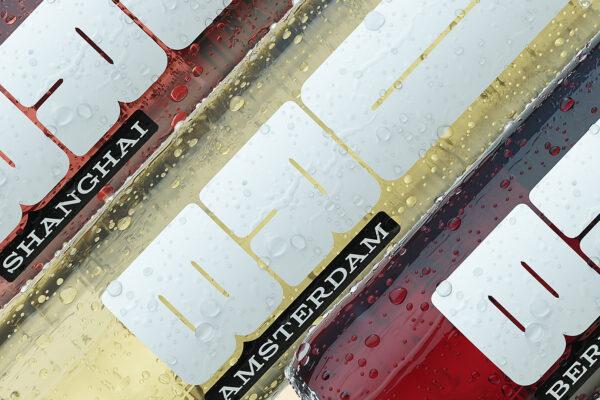 URB Non alcoholic luxury drinks